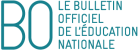 Le Bulletin officiel de l'éducation nationale